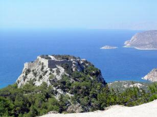 Monolithos Rhodose saar